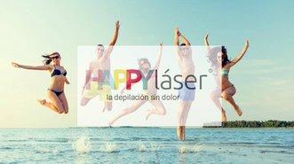 depilacion definitiva happy laser