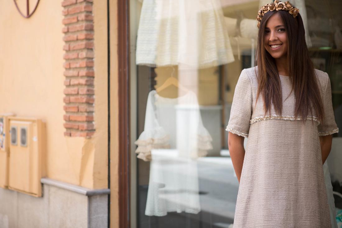 Vestidos exclusivos para niñas y adolescentes en La Cuna