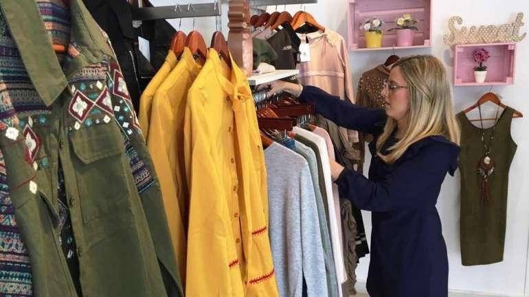 La creadora de la boutique Blondie nos enseña su cara más personal