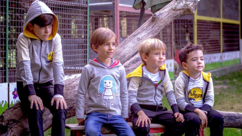 United Colors of Lourdes Kids, moda para niños diferentes.
