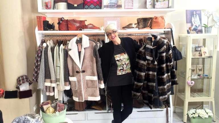 Verónica López, el corazón de Alma boutique