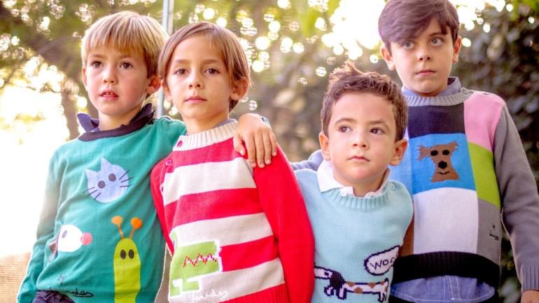 Rebajas invernales para los más peques de la casa made in Lourdes Kids Granada