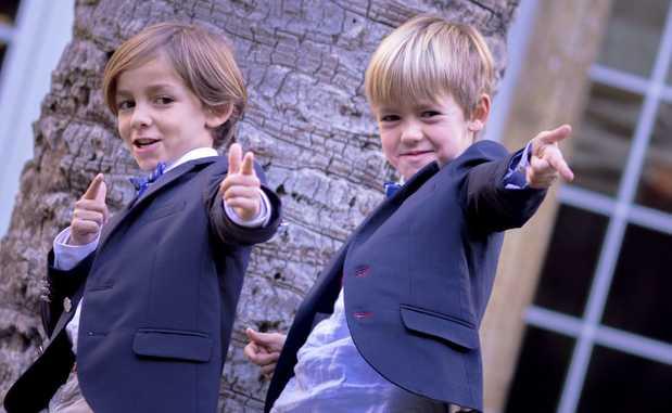 Trajes de niño de ceremonia, ¿cuál es el más apropiado?