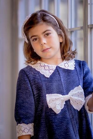 Vestidos de niña para ceremonia La cuna