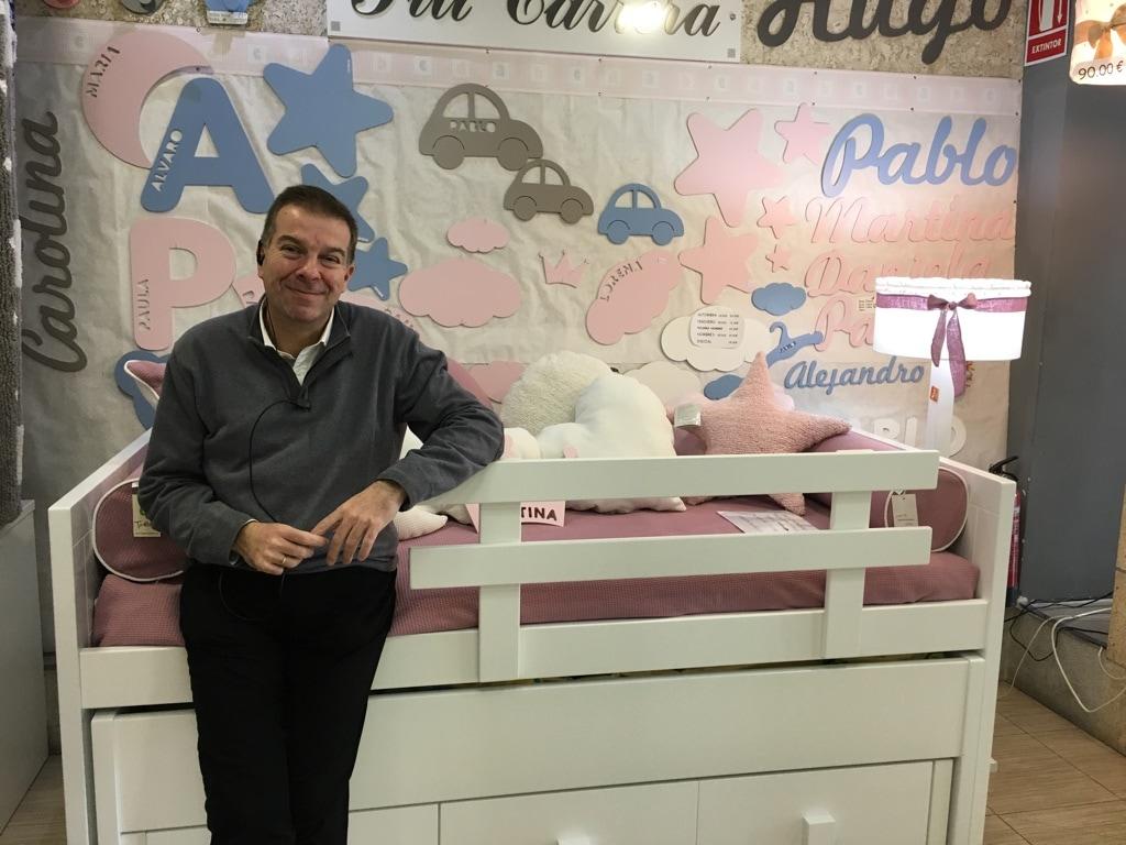Javier Belbel nos habla sobre Xitin, la tienda líder de cuidados para tu bebé
