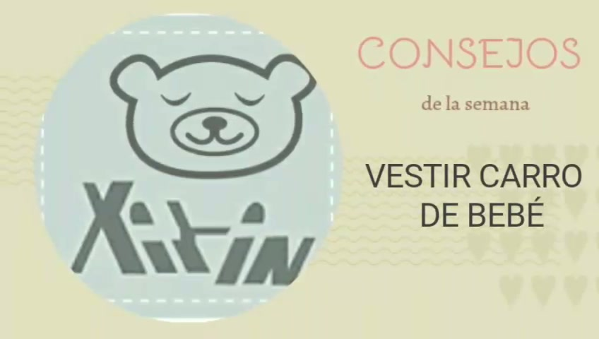 CONSEJOS XITIN: Cómo vestir un carro de bebé