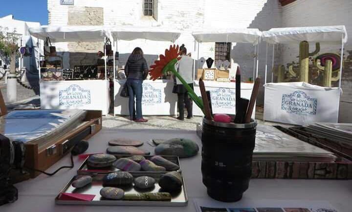 Madhavi Navarrete, la creación de un mercado artesanal en Granada que nos conduce a imaginar y a sentir