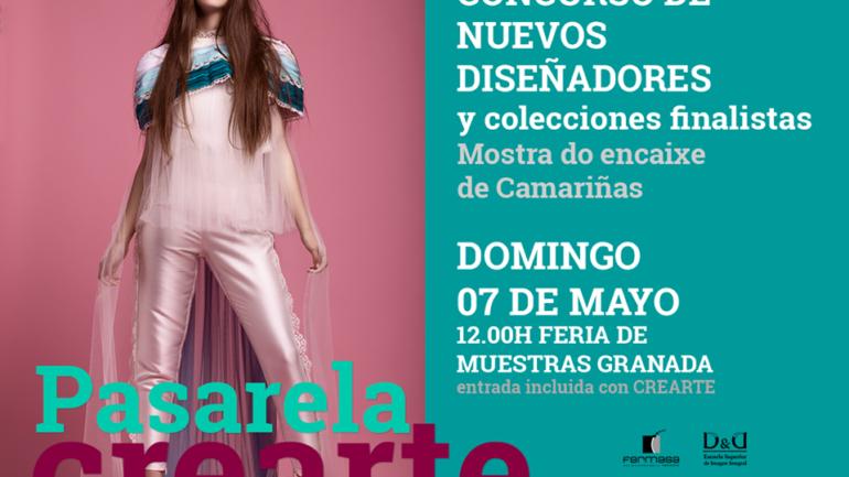 PASARELA CREARTE en feria de muestras de Granada.