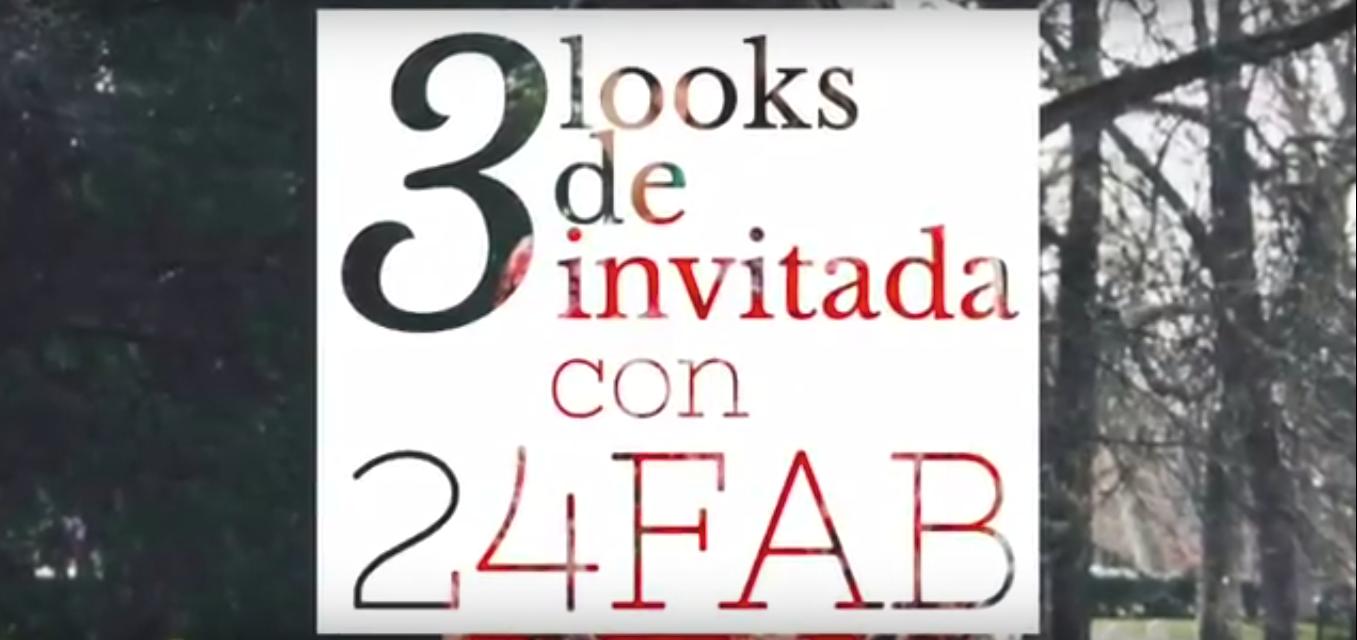 Propuestas en looks de alquiler con 24fab Granada