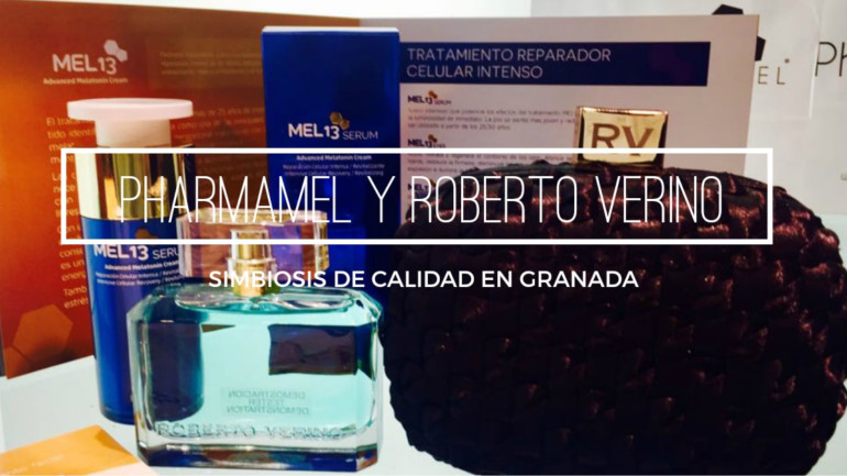 Presentación nuevos productos Pharmamel y nueva colección Otoño Invierno 2017 Roberto Verino Granada