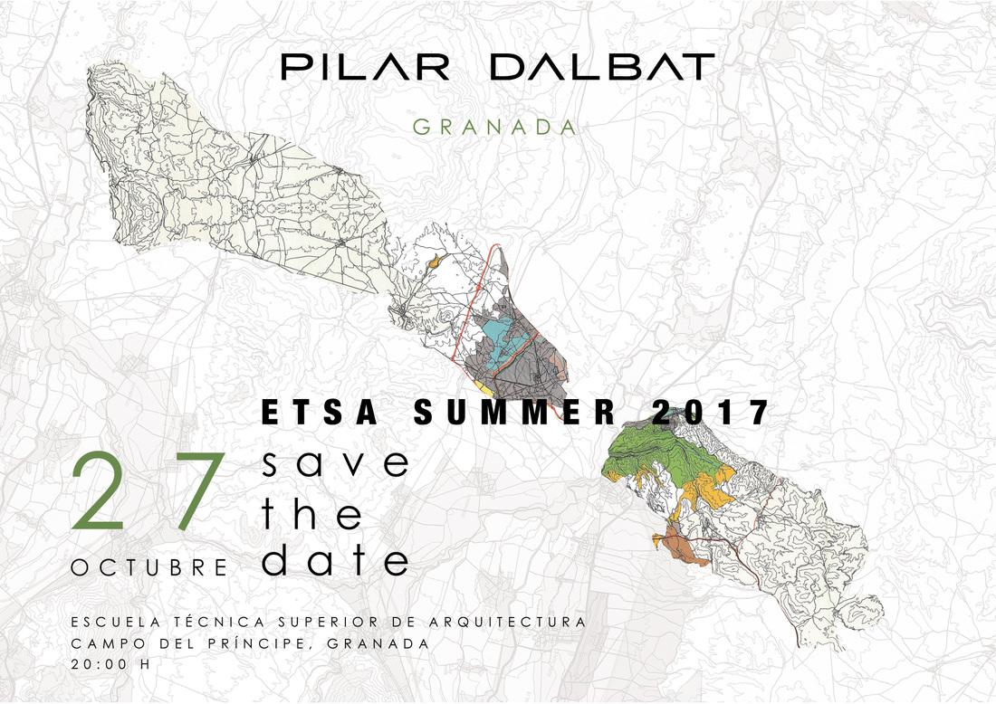 "Presentación de la colección ""ETSA Summer 2017"" de Pilar Dalbat"