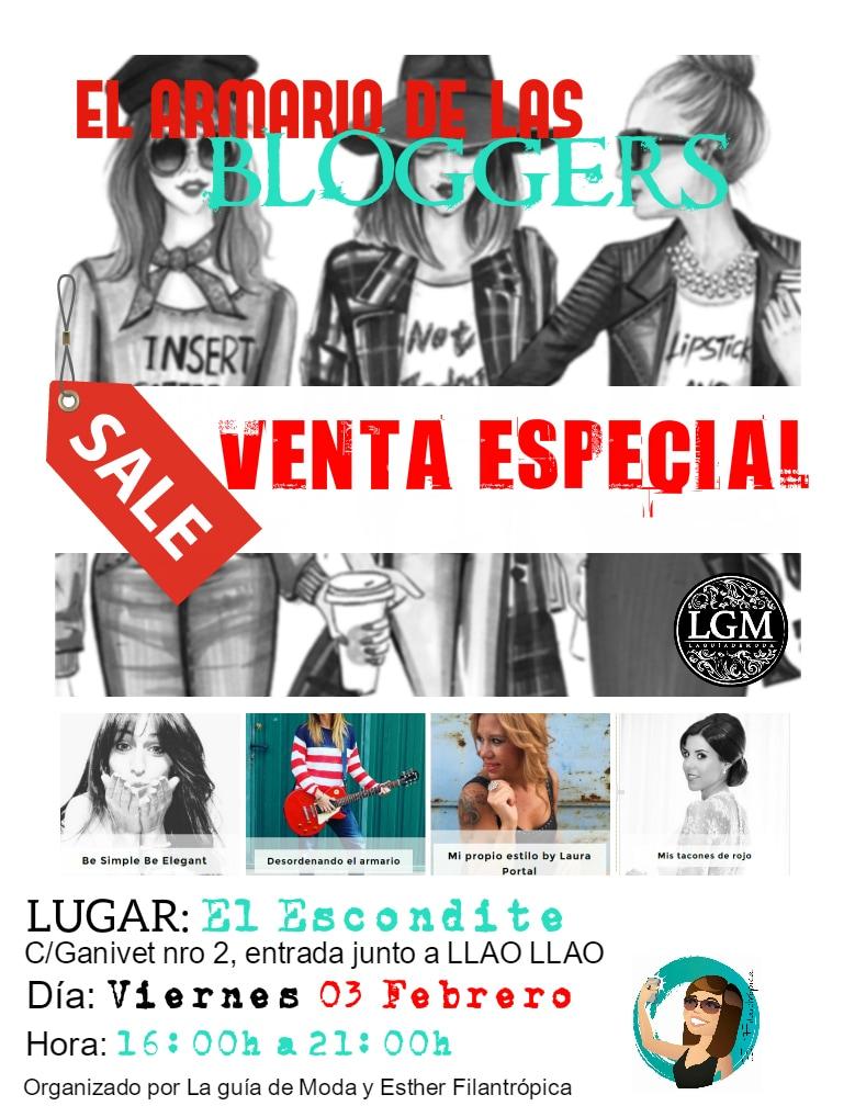 """VENTA ESPECIAL """"El Armario de las Bloggers"""""""