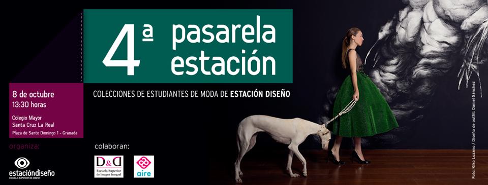 PASARELA ESTACIÓN DISEÑO 4ª EDICIÓN