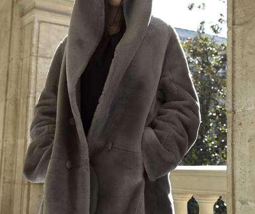 Abrigos de piel reversible, los reyes de la tendencia este winter 2017