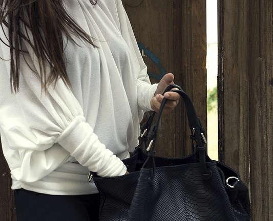 Look blanco y negro mix, la combinación perfecta de Odeón, la colección winter 2017 de Pilar Dalbat
