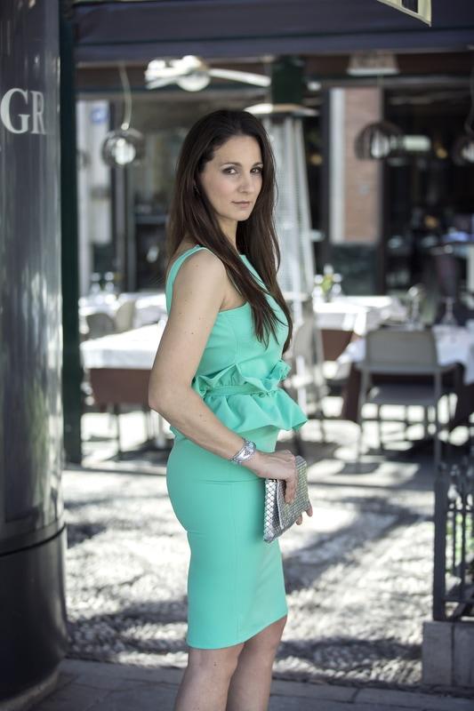 Beneficios De Vestir Color Verde Menta La Guía De Moda