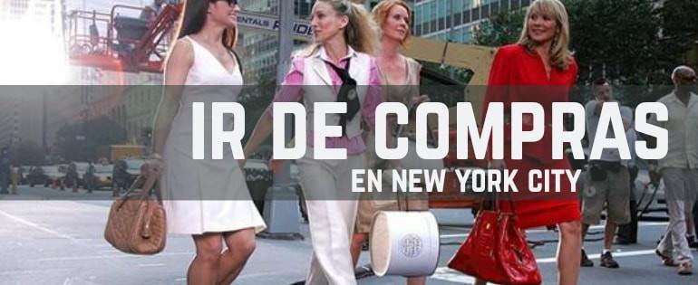 DE COMPRAS POR NEW YORK