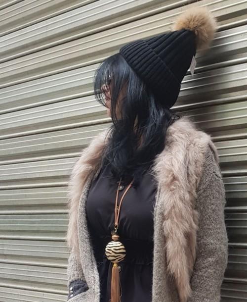 El vestido vintage más versátil de este invierno