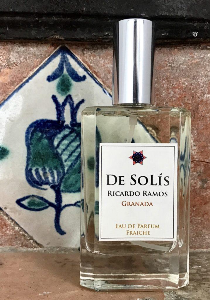 perfume de autor exclusivo de solis